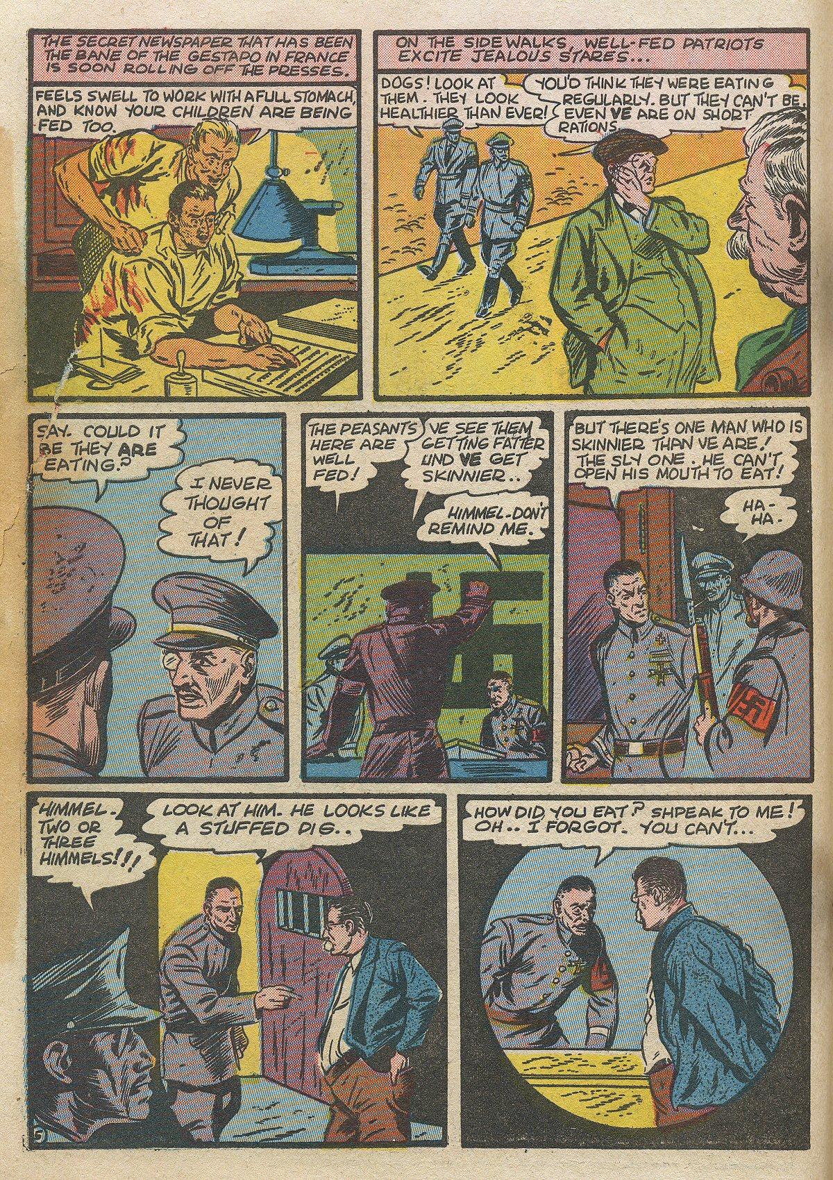 Read online All-Star Comics comic -  Issue #14 - 10