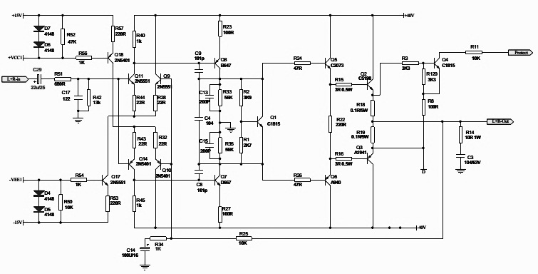 high level input wiring diagram