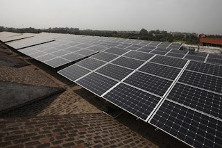 Mercom: India 3rd largest solar market in the world