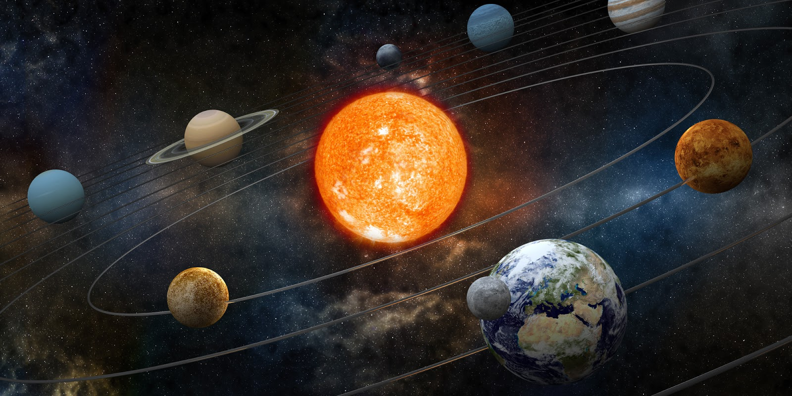 solar system earth planet - photo #16