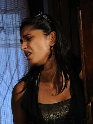 Actress Anushka Shetty Face Hot Expressions HD