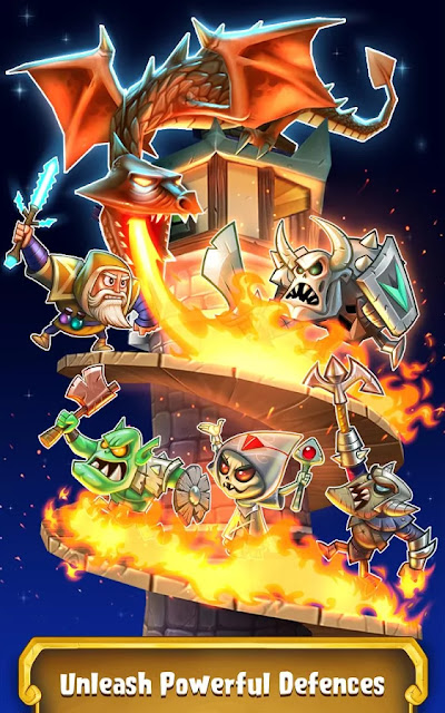 Tower Knights MOD APK unlimited money