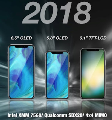 2018 6.1-Inch iPhone Again Rumored to Not Feature 3D Touch
