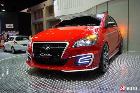 Suzuki Ciaz Sedan Sporty Limited Edition
