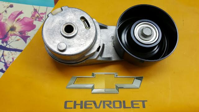Tăng đai điều hòa xe Captiva 2013 ( C140) chính hãng GM