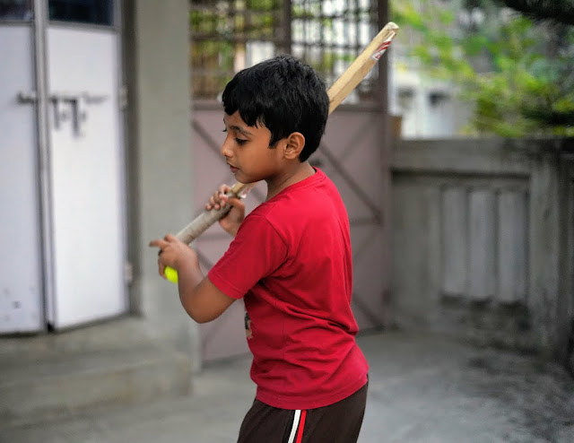 Sourajit Saha's Nephew Rick 1