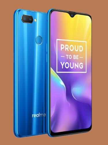 Realme U1 Vs Xiaomi Redmi Note 6 Pro Display