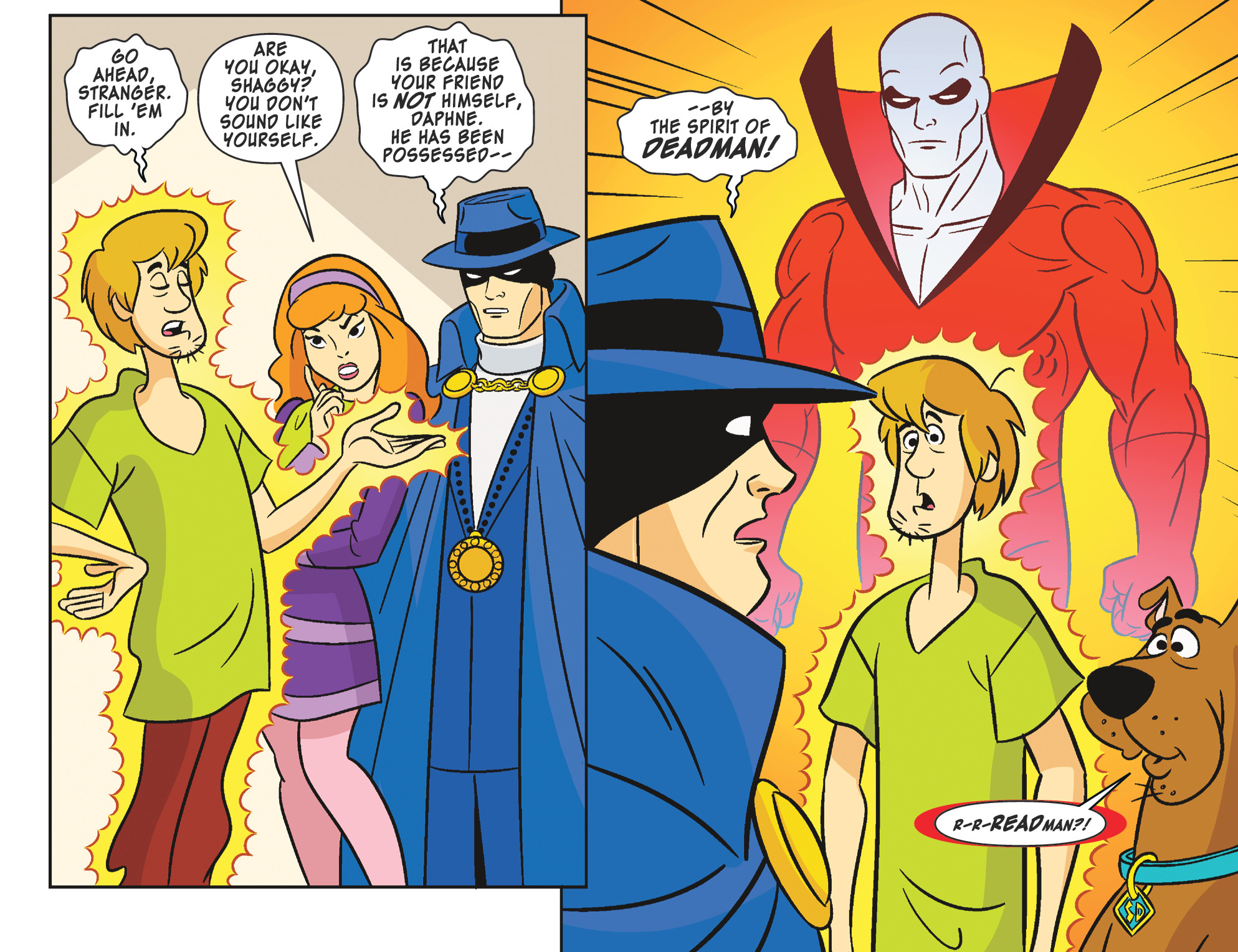 Read online Scooby-Doo! Team-Up comic -  Issue #25 - 7