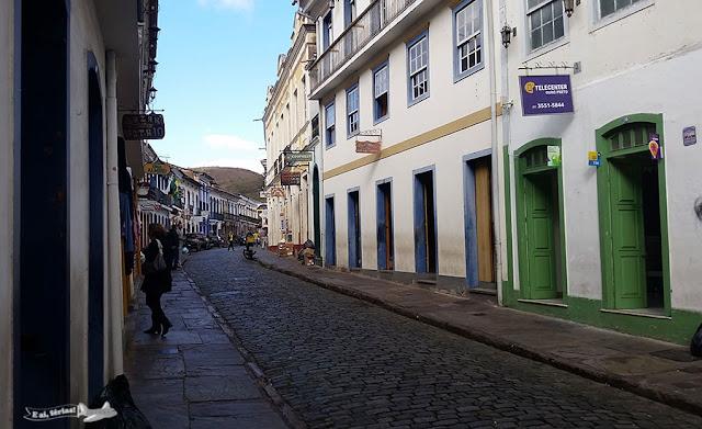 Rua São José, Ouro Preto.