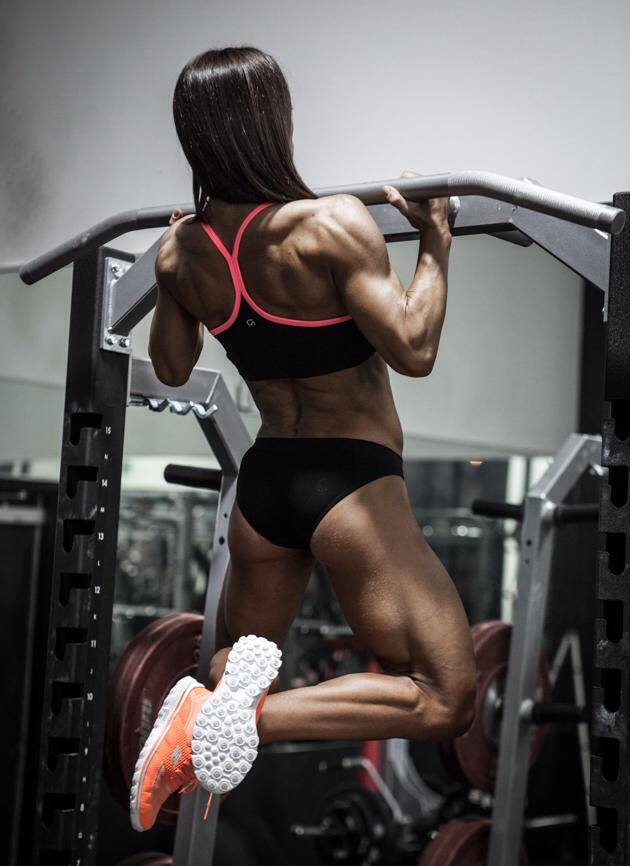 Ectomorphe: to gain lean muscle