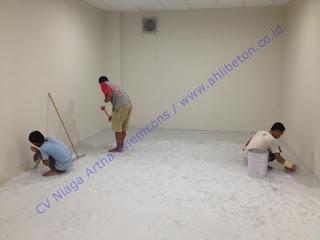 epoxy coating pada bangunan ruko