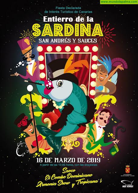 Cuenta atrás para la celebración del apoteósico Entierro de la Sardina de San Andrés y Sauces