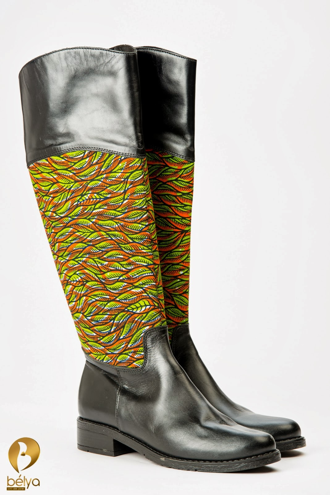 These Boots Were Made For Strutting: Mama Congo: Bélya And The Magic Of African Print