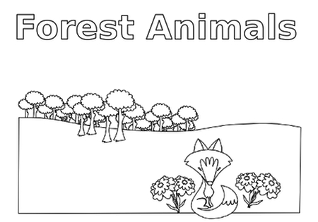 Bindlegrim (Holiday Artist and Author): Free Animal