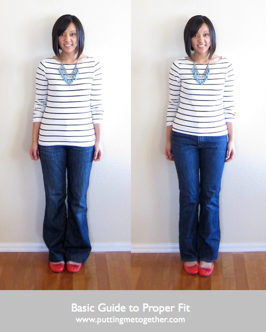 Putting Me Together: Wardrobe From Scratch, Part 3: Basic ...