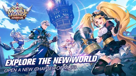 Mobile Legends: Adventure Apk Free on Android Game Download