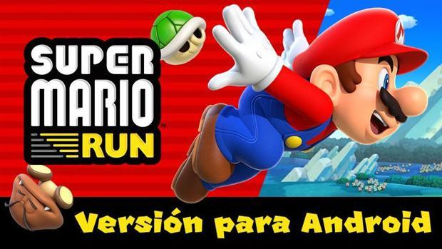 Arranca el periodo juega cada día en Super Mario Run