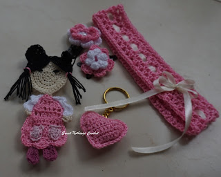 free crochet motifs, free crochet headwear patterns
