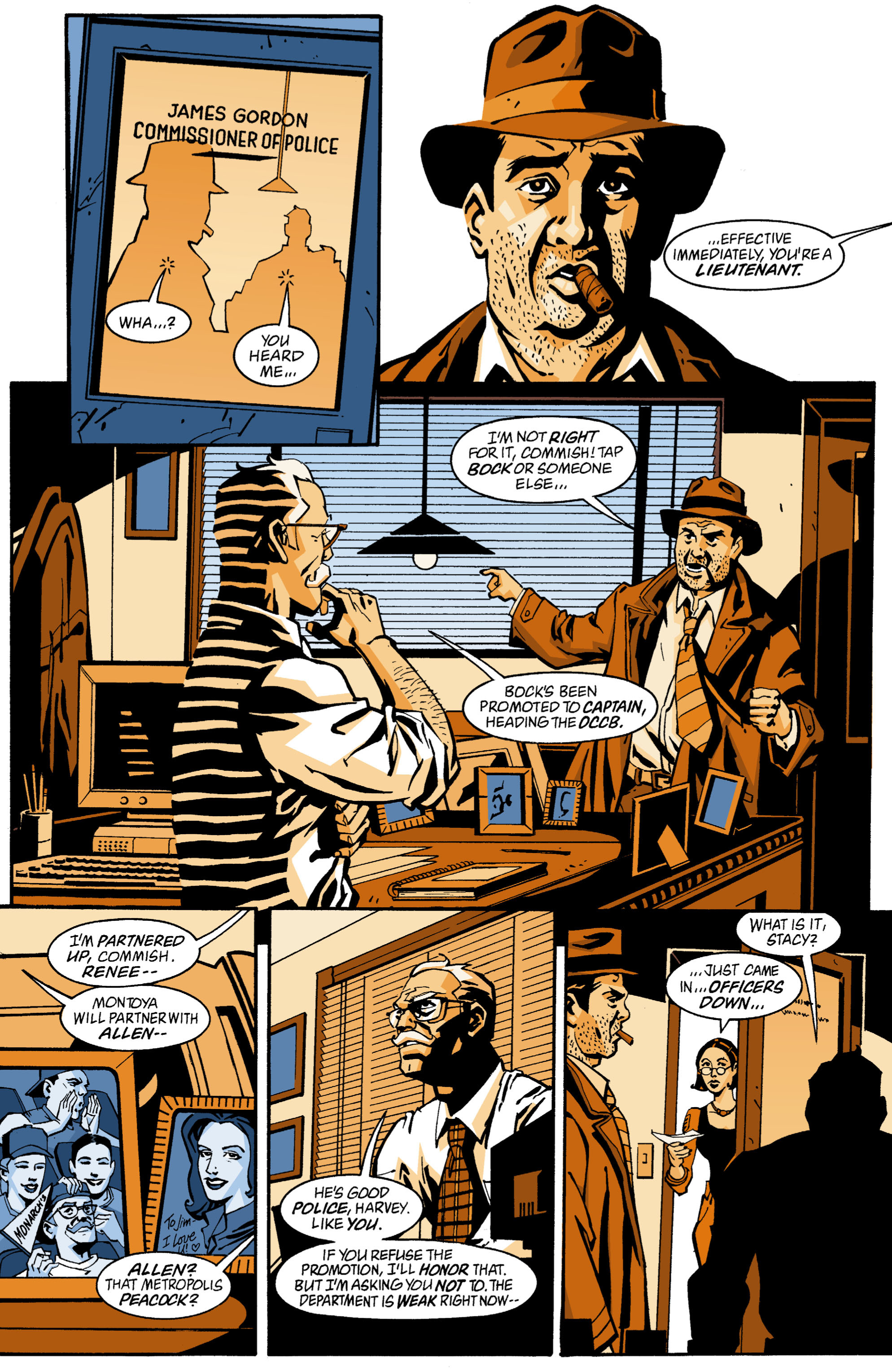 Detective Comics (1937) 742 Page 4