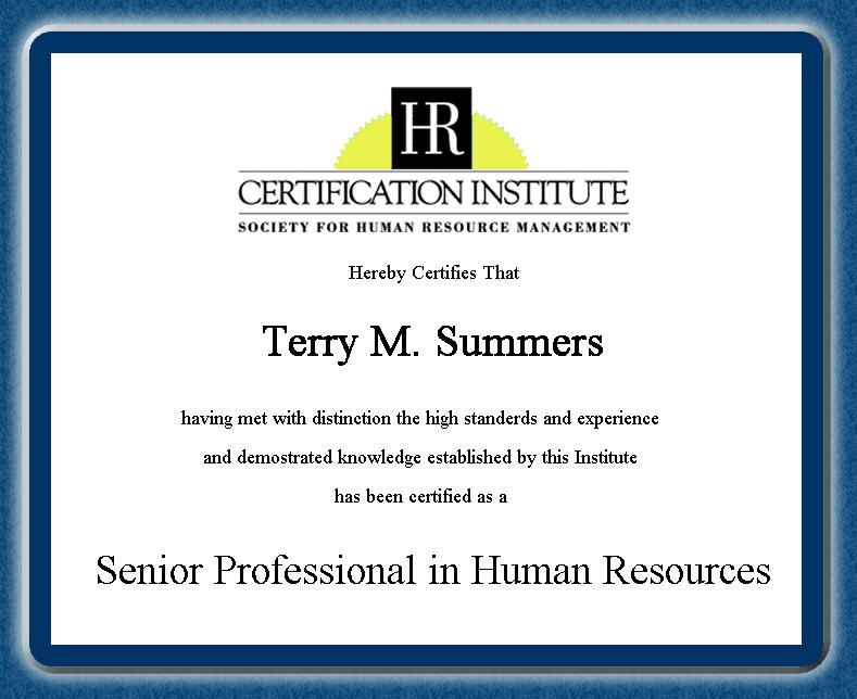 certifications online