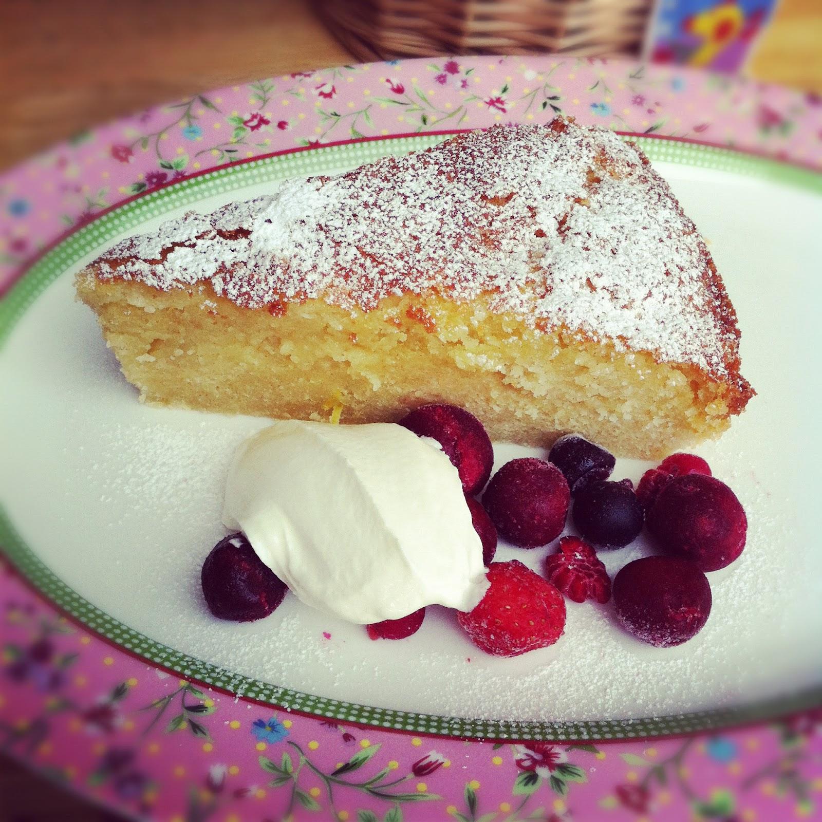 Babaduck: Lemon Vanilla Buttermilk Pound Cake