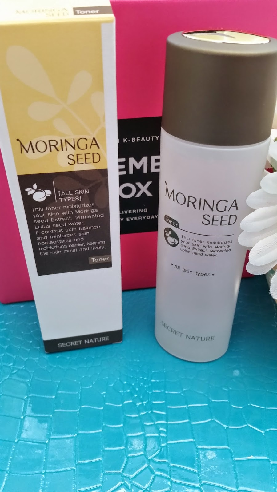 Secret Nature Moringa Seed Toner