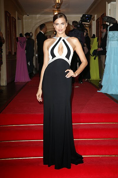 Irina Shayk at the Gala Spa Awards