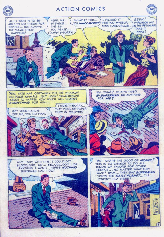 Read online Action Comics (1938) comic -  Issue #159 - 8