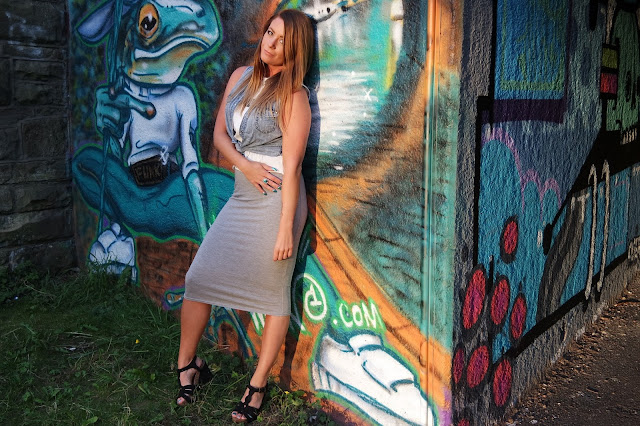 grafitti photoshoot