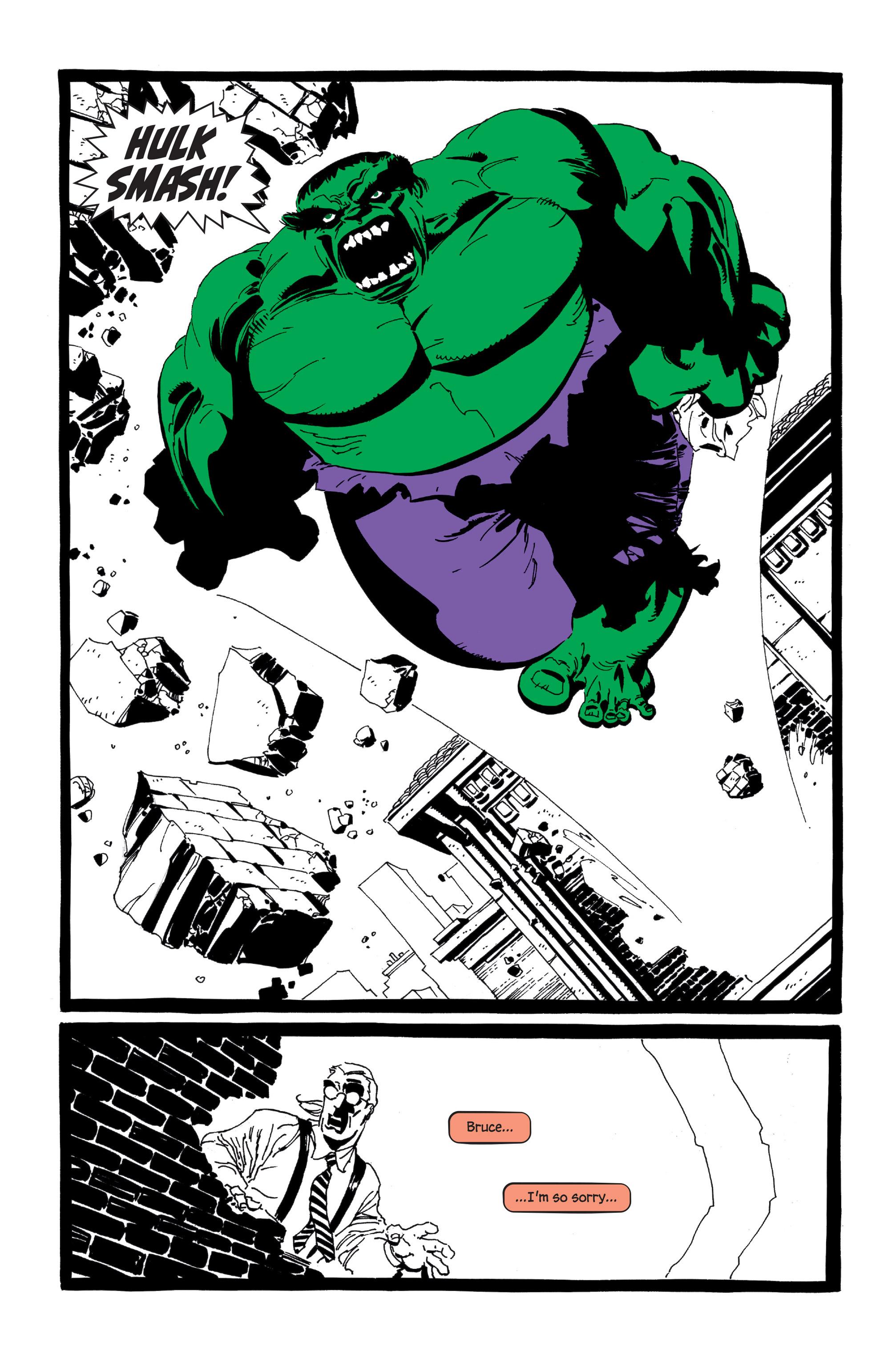 Read online Hulk: Gray comic -  Issue #6 - 22