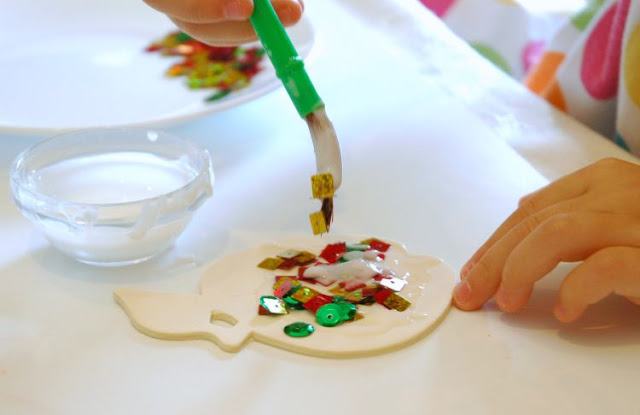 fall apple craft for kids