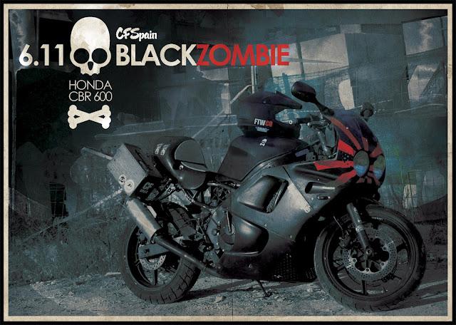 Black Zombie