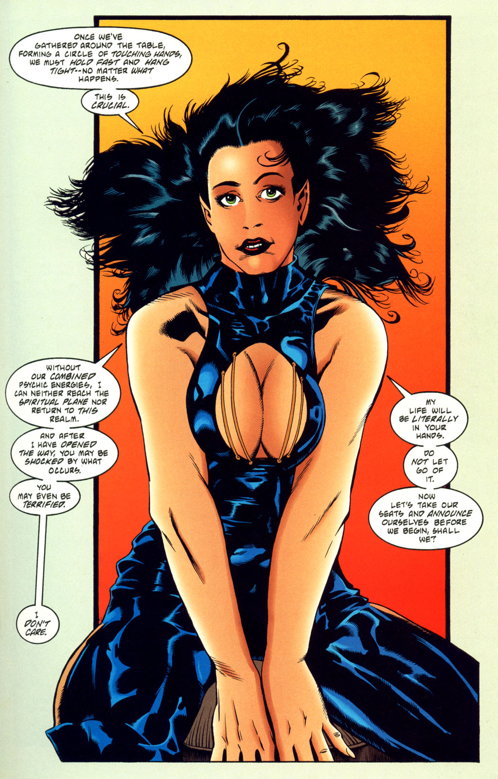 Read online Batman: Haunted Gotham comic -  Issue #4 - 10
