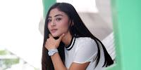 Margin Wieheerm pemeran Syifa di sinetron Kiamat Hari Jumat SCTV
