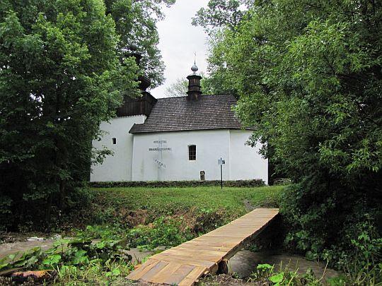 Cerkiew w Bielicznej.