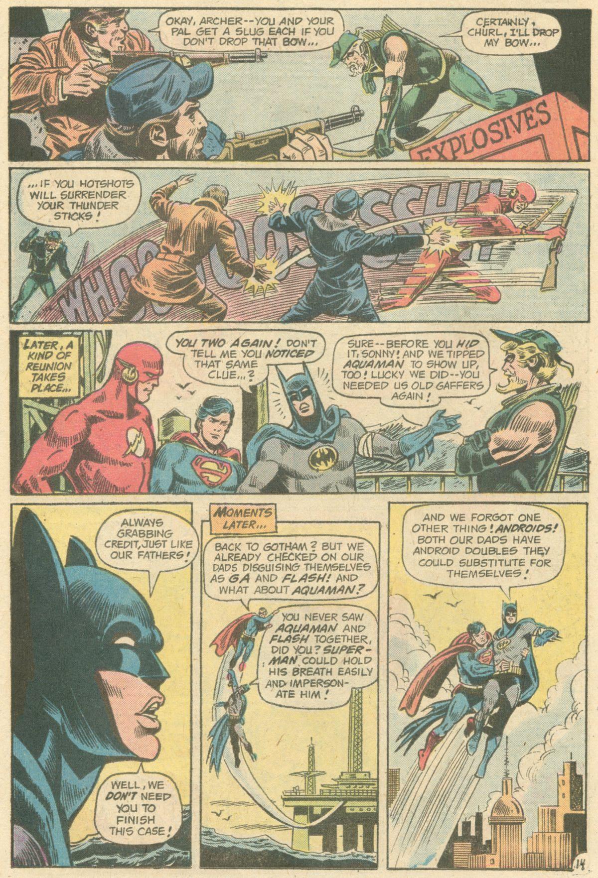 Read online World's Finest Comics comic -  Issue #231 - 26