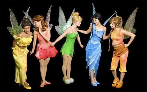 Adventures Disney Fairies