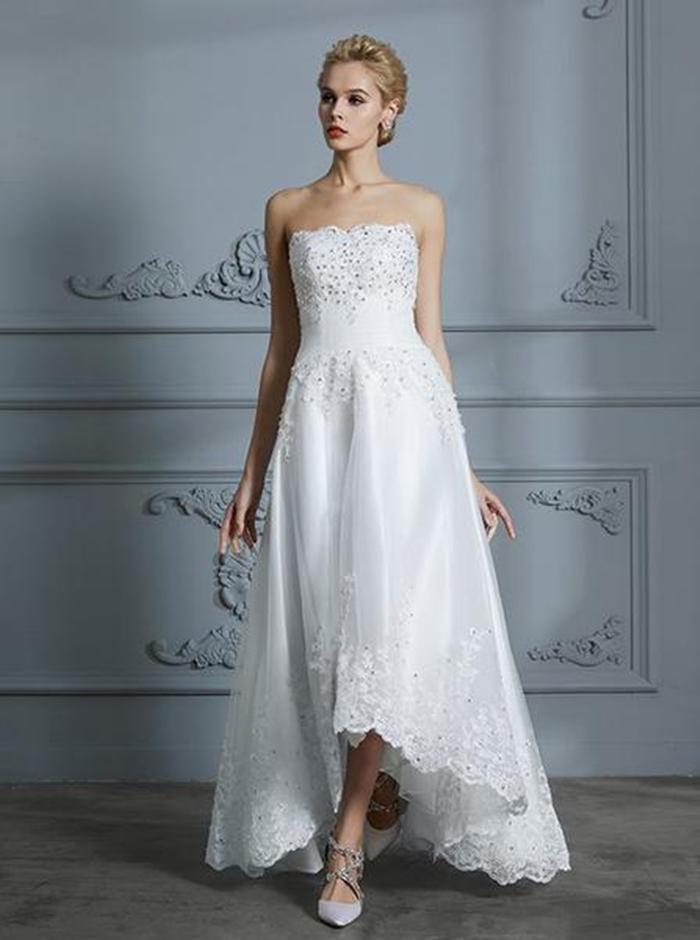 https://www.wishingdress.com/collections/wedding-dresses-under-200/products/high-low-wedding-dresses-strapless-bridal-dress-beach-wedding-dress-wd00299?variant=11091814154284