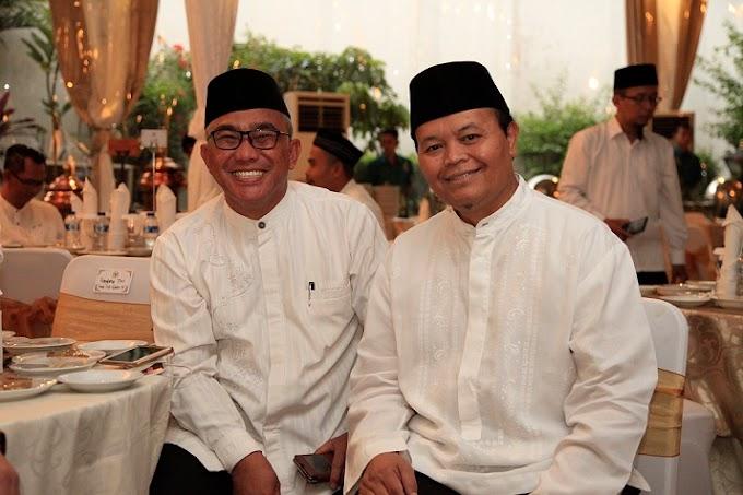 Idris Hadiri Bukber di Kediaman Hidayat Nur Wahid