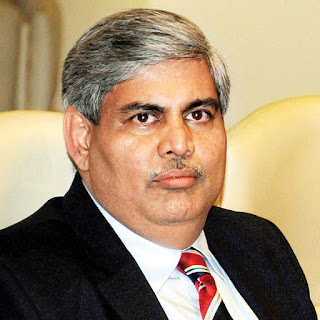 Spotlight: Appointment: Shashank Manohar