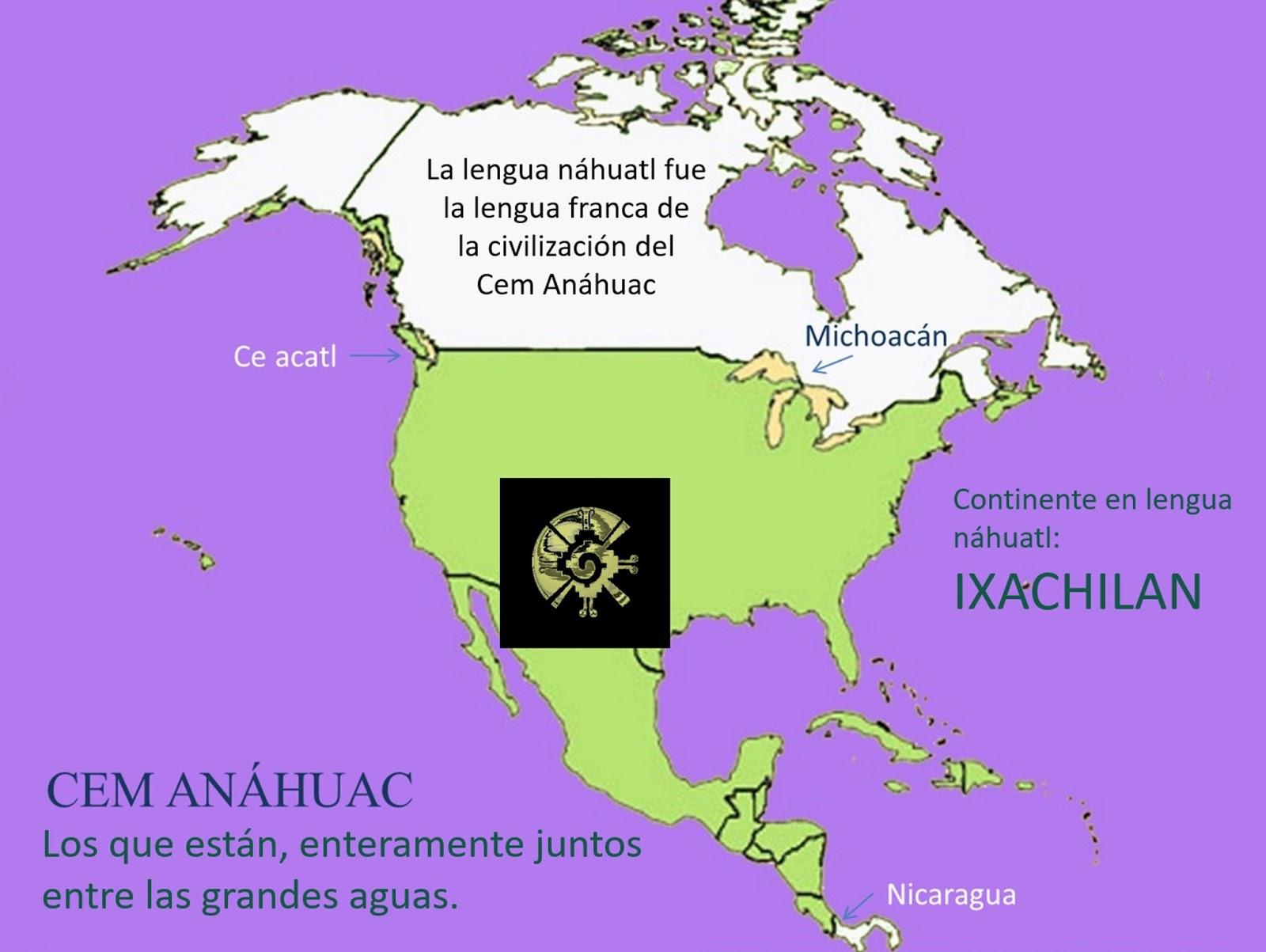 La civilización del Anáhuac<br>