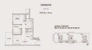 Ascent @ 456 Balestier Residential Floor Plan