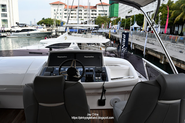 Yacht Penang Rendezvous