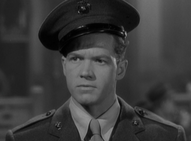 Bill Williams in Till the End of Time (1946)