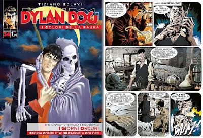 Dylan Dog - I colori della paura #34 - I giorni oscuri