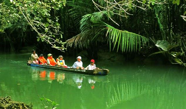 Wisata Taman Nasional Ujung Kulon Banten