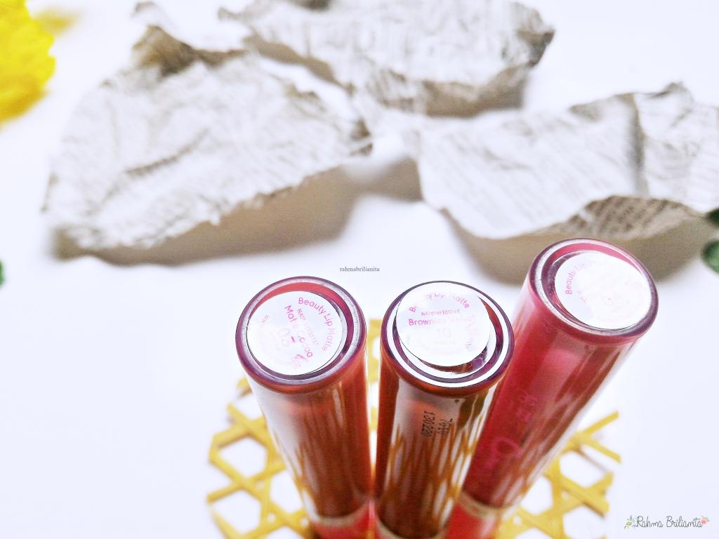 Jill Beauty Lip Matte 10 Brownies Velvet Series Daftar 08 Mochaccino Tapi Warna Paling Baru Dari Ini Yang Bikin Saya Jatuh Cinta
