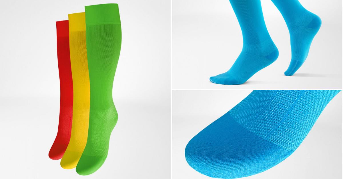 Compression Sock performance Bauerfeind