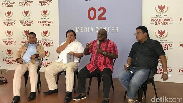 Natalius Pigai soal '98: Komnas HAM Nyatakan Prabowo Saksi, Bukan Pelaku