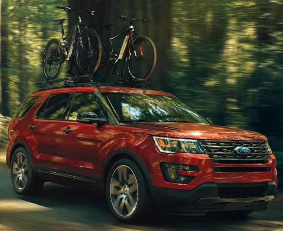 2017 Ford Explorer Release Date